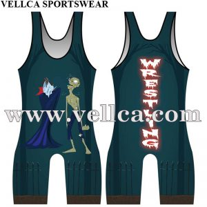 Custom High School Wrestling Apparel Wrestling Sportswear