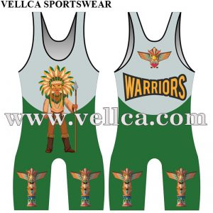 Sublimated Wrestling Singlets For Men & Kids