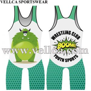 Custom Wrestling Singlets and Wrestling Uniforms